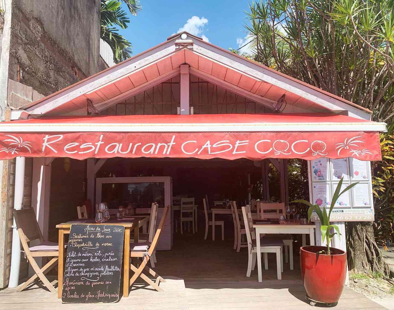 Entrance to Case Coco