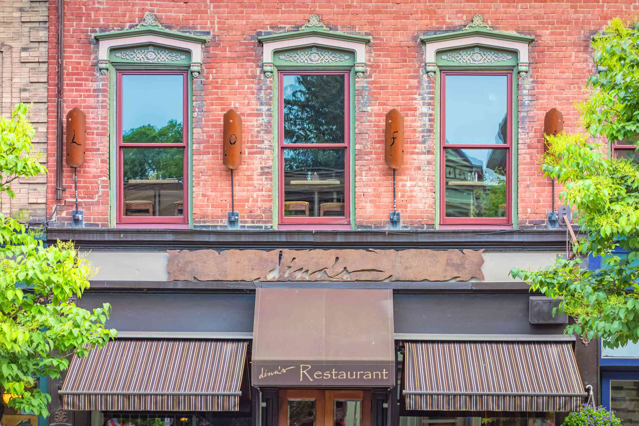 Dina's Restaurant Ellicottville, NY
