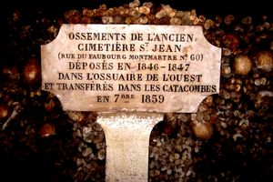 The Catacombs of Paris: not for everyone, but fun for some.
