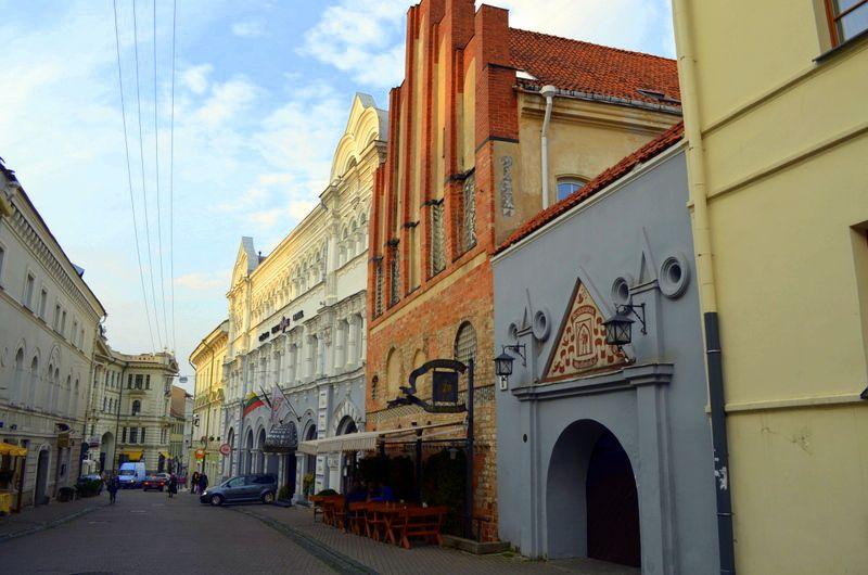 Calle Ausros Vartu, Vilna