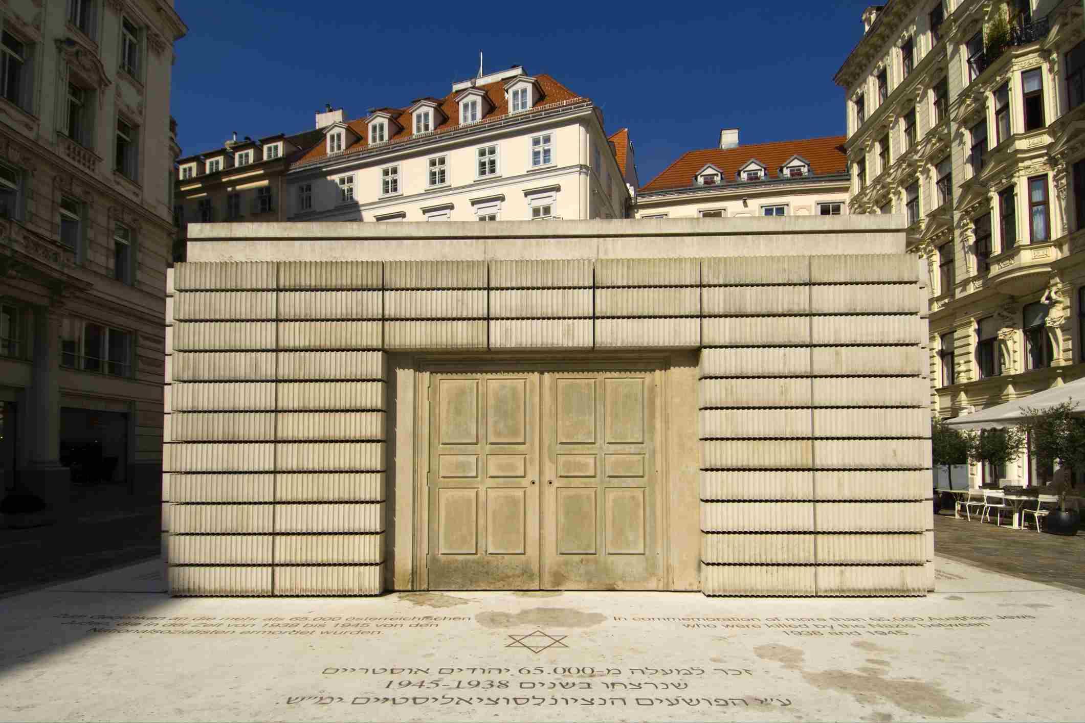 El Museo Judío de Viena, Austria
