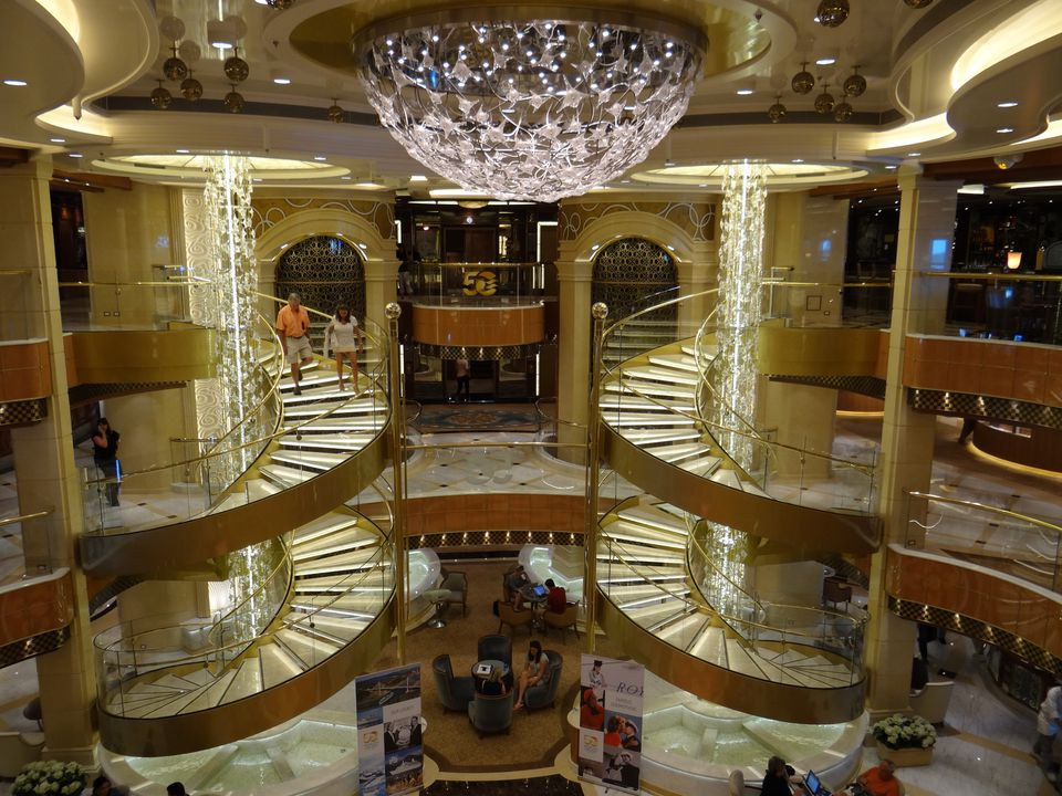 Regal Princess Piazza