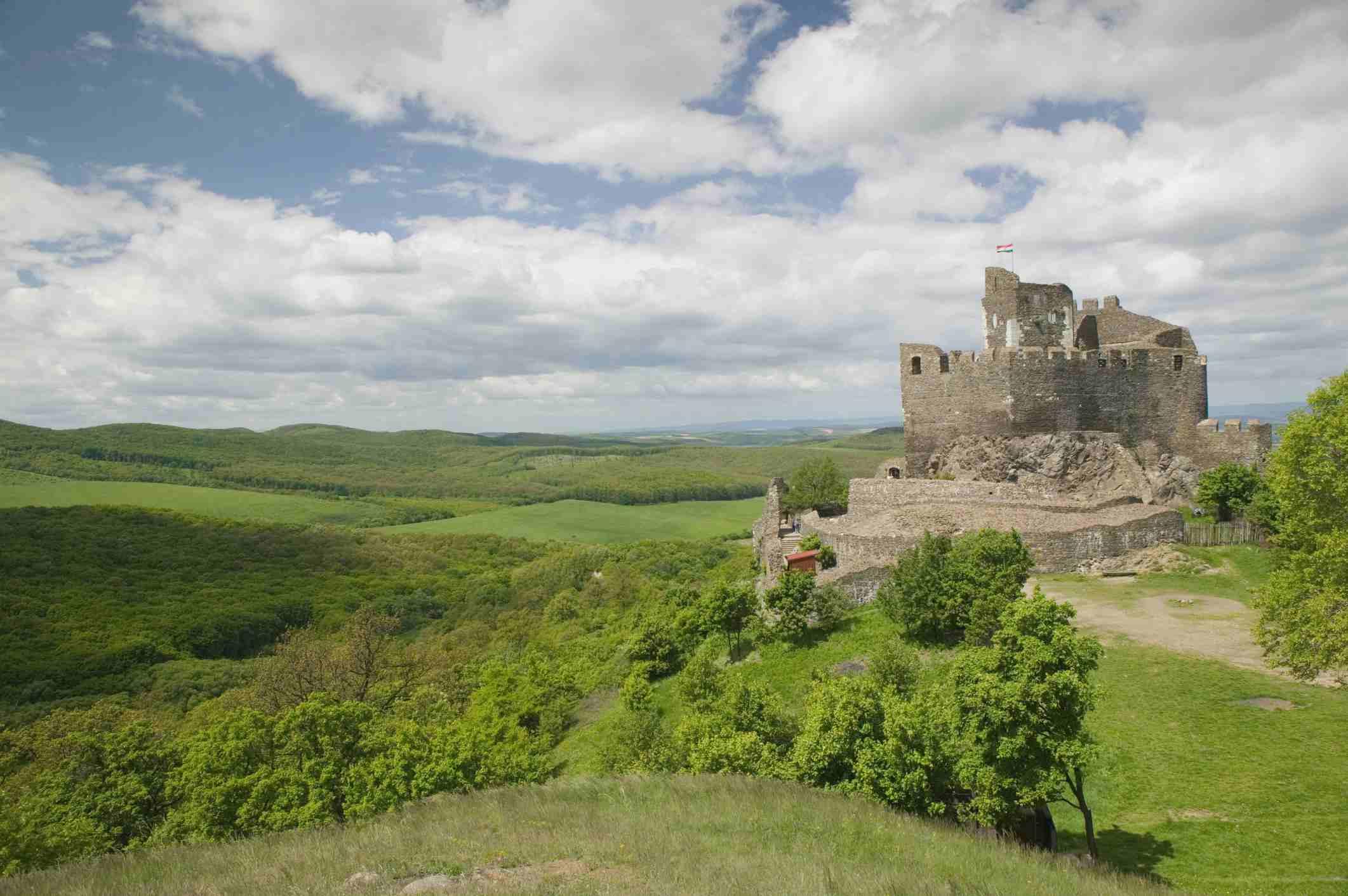 Holloko Castle Hungary
