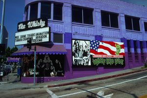 The Whisky on Hollywood's Sunset Boulevard