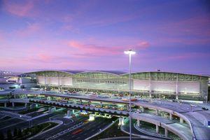 USA, California, San Francisco, San Francisco International Airport