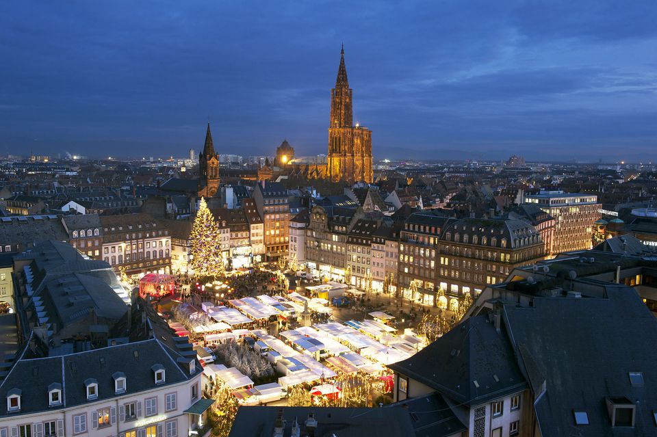 Strasbourg Is Where France And Germany Collide