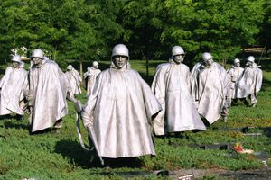 Korean War Veterans Memorial, Washington, DC