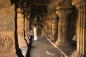 Badami, Karnataka.