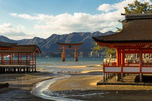 Miyajima Island Hiroshima