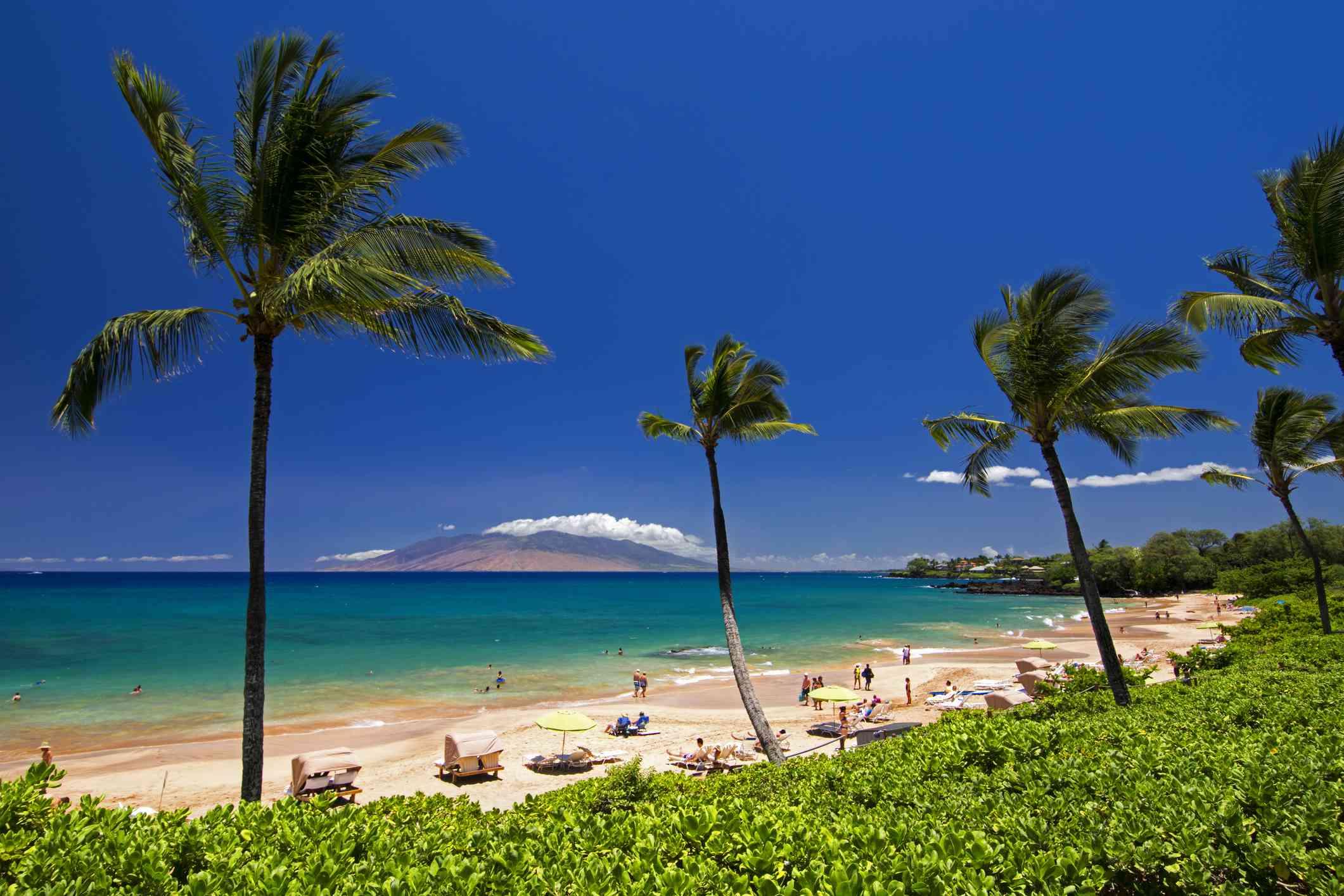 Maluaka Beach (AKA Turtle Town) on Maui