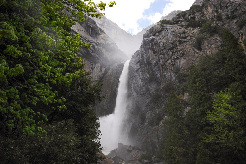 Cataratas de Yosemite