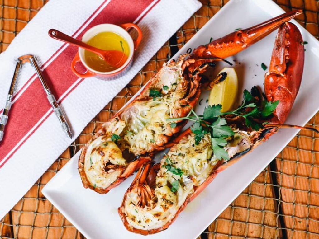Lobster at Boston's The Barking Crab