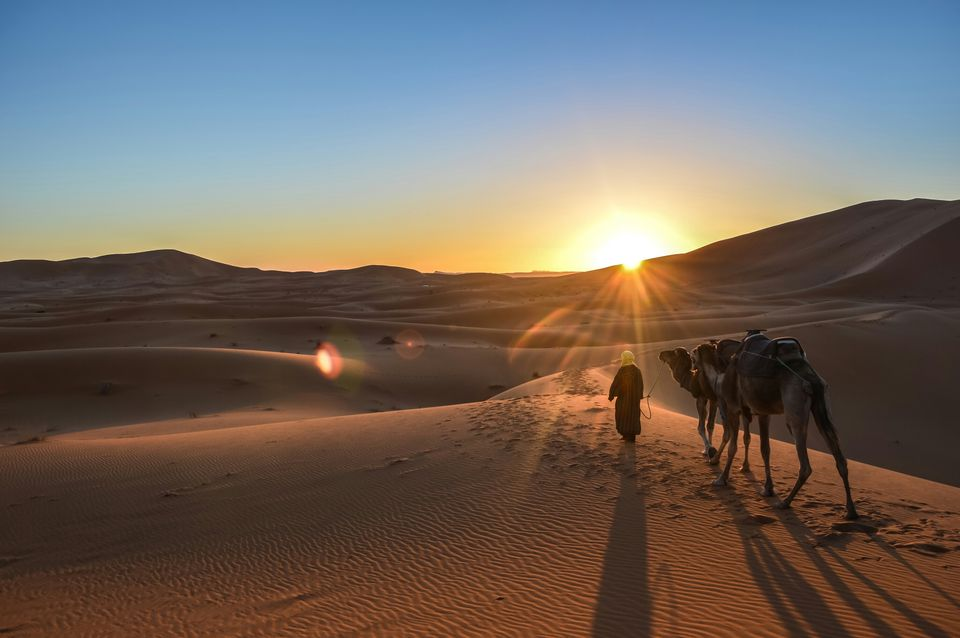 Morocco's Top Ten Destinations, Merzouga
