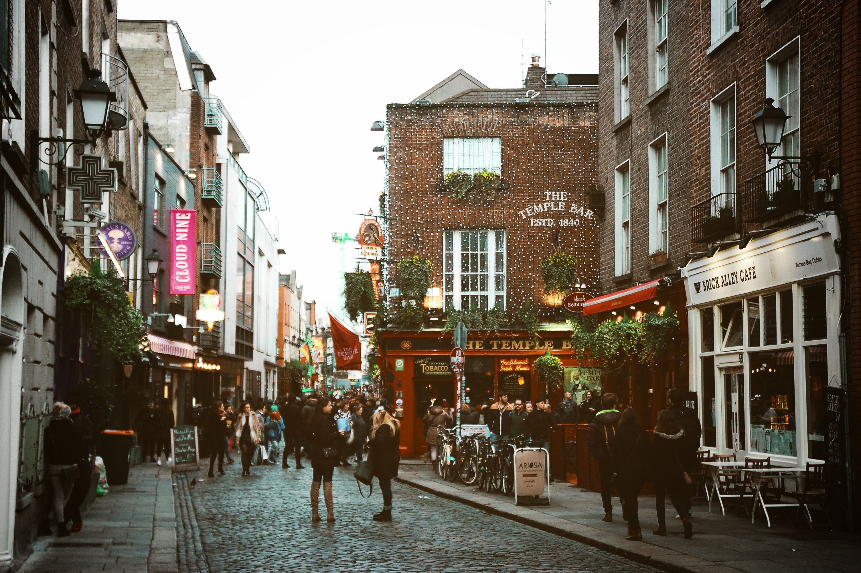 Dublin randki polski