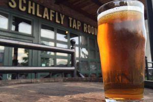 Schlafly Beer Tap Room
