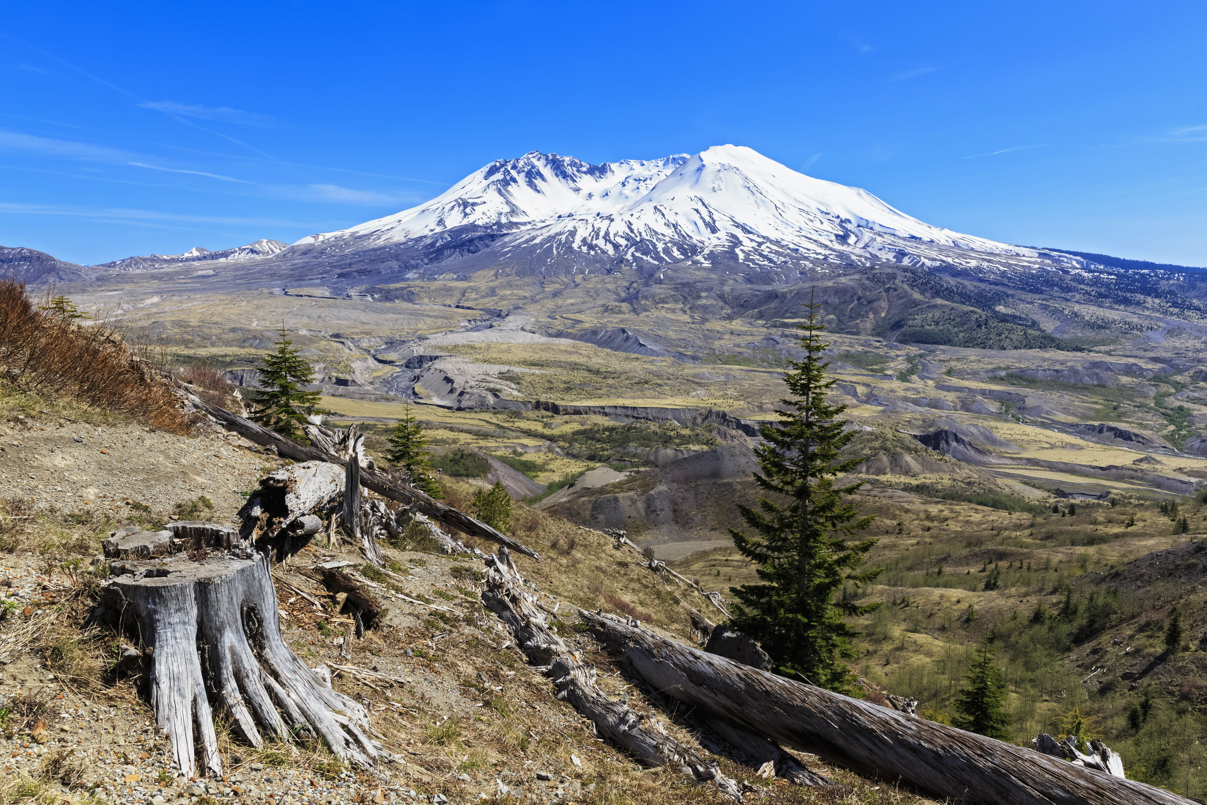 How Old Is the Mount St. Helens Lava Dome