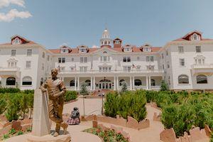 The Stanley Hotel in Denver, Colorado
