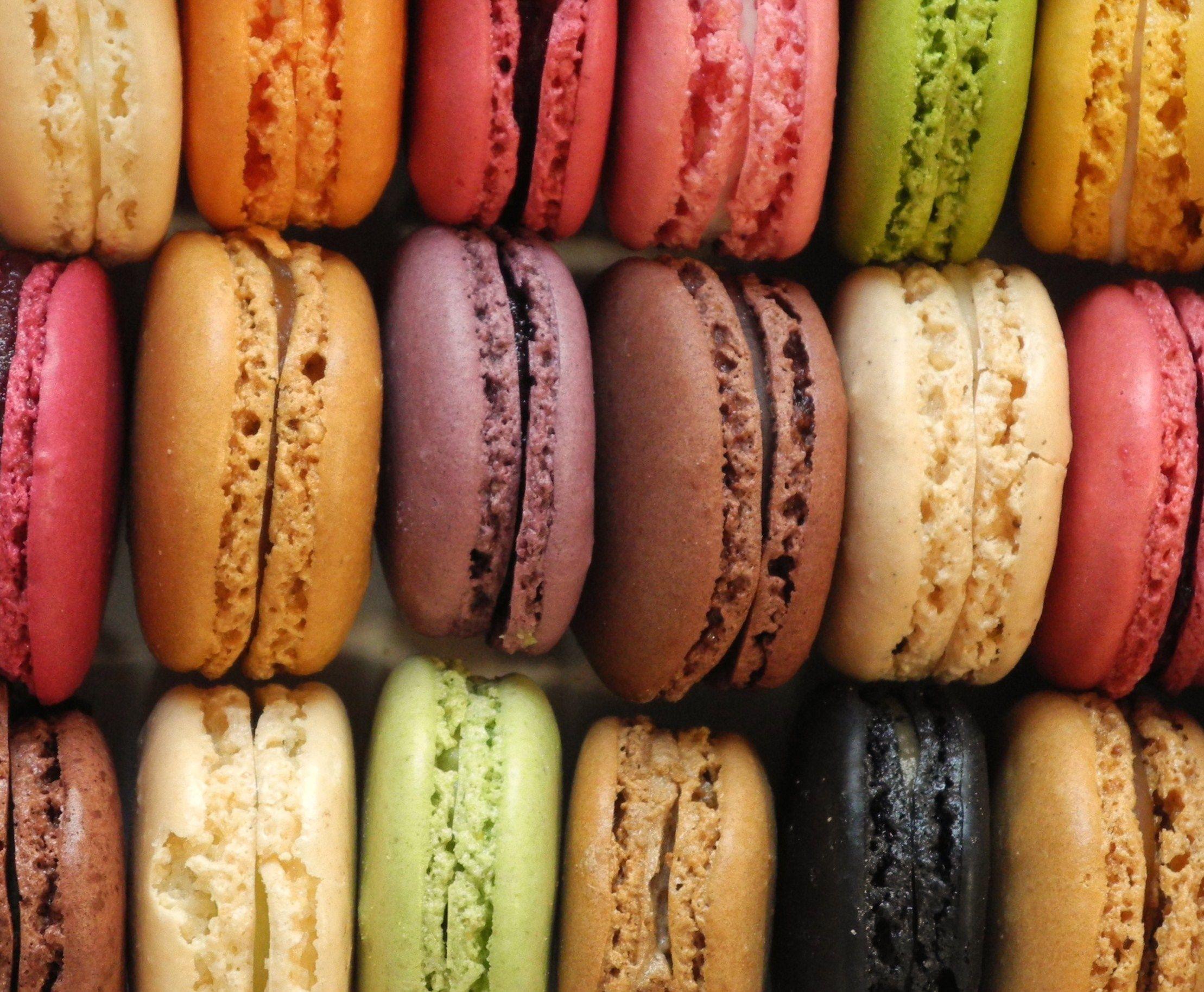 картинки как выглядят печеньки макарон ученику начальной школы