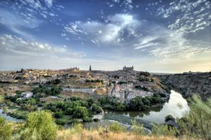 Vista general de Toledo