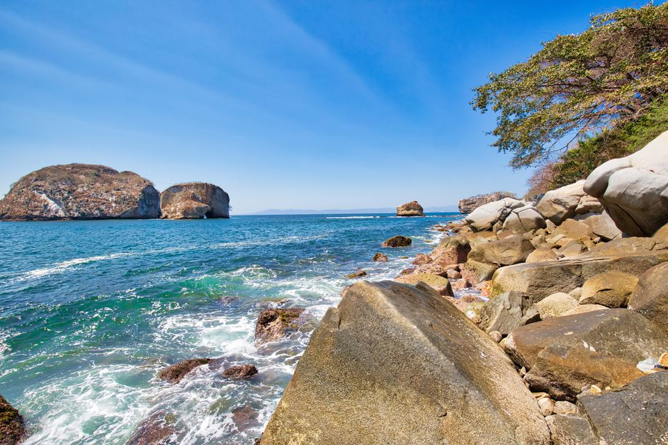 Puerto Vallarta, Los Arcos – scenic landscapes and famous snorkeling destination