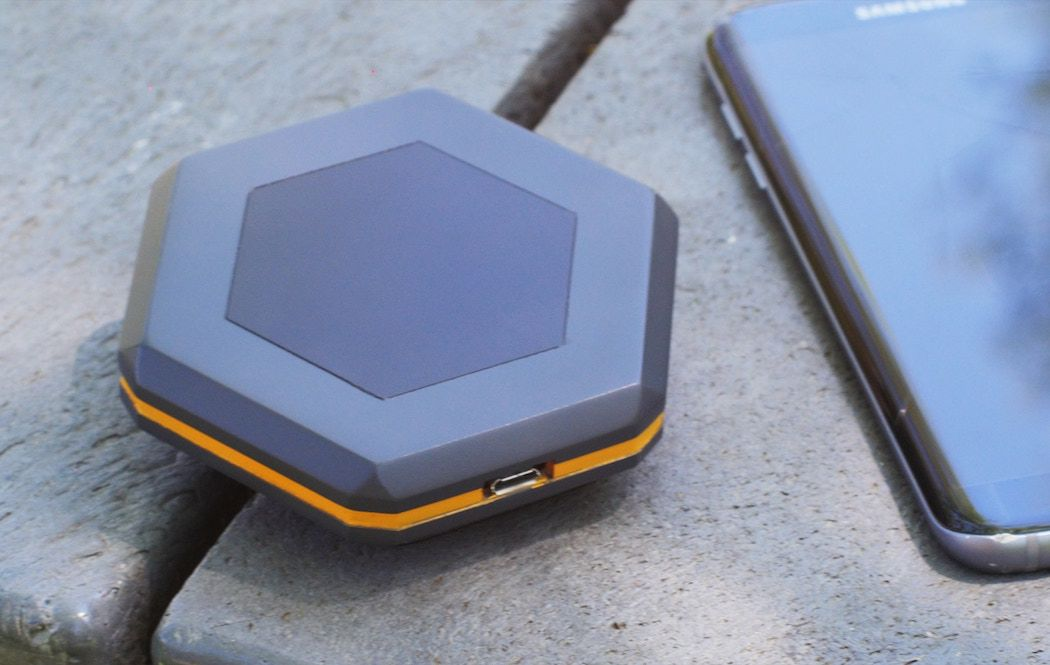 Sonned Communications Device