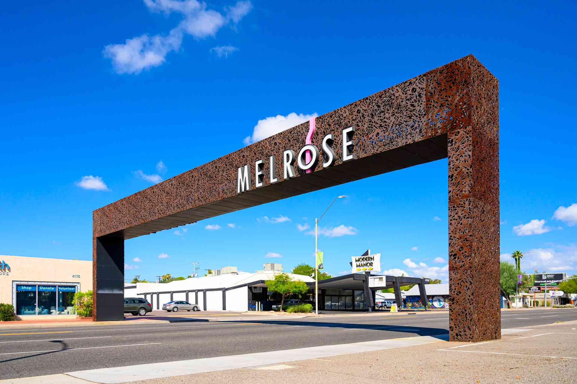 Melrose Districtt