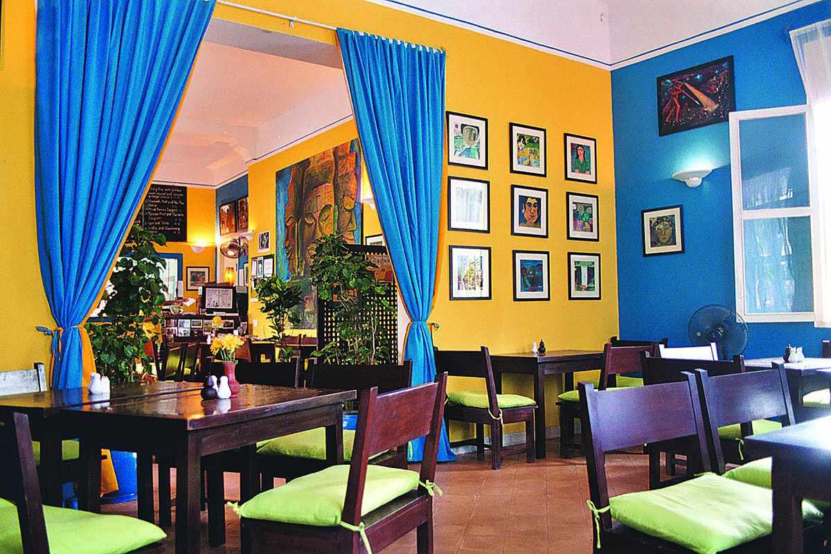 Friends the Restaurant, Phnom Penh