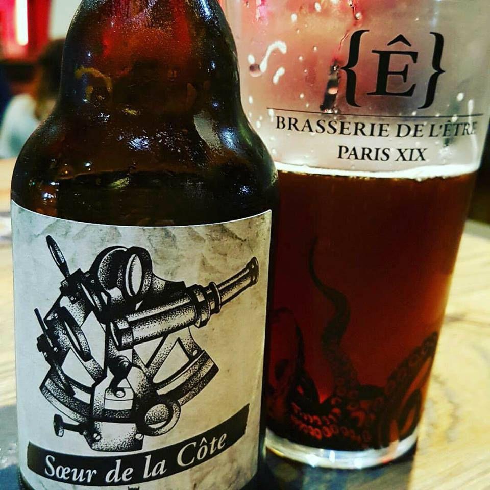 Brasserie de l'Être Beer