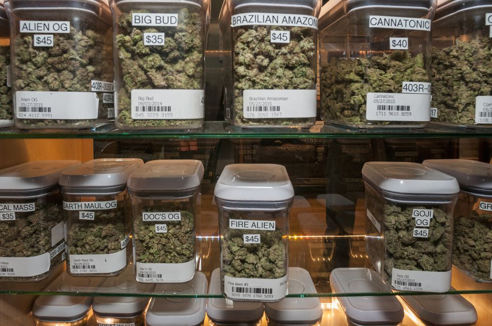 ¿Dónde comprar Pot en Seattle