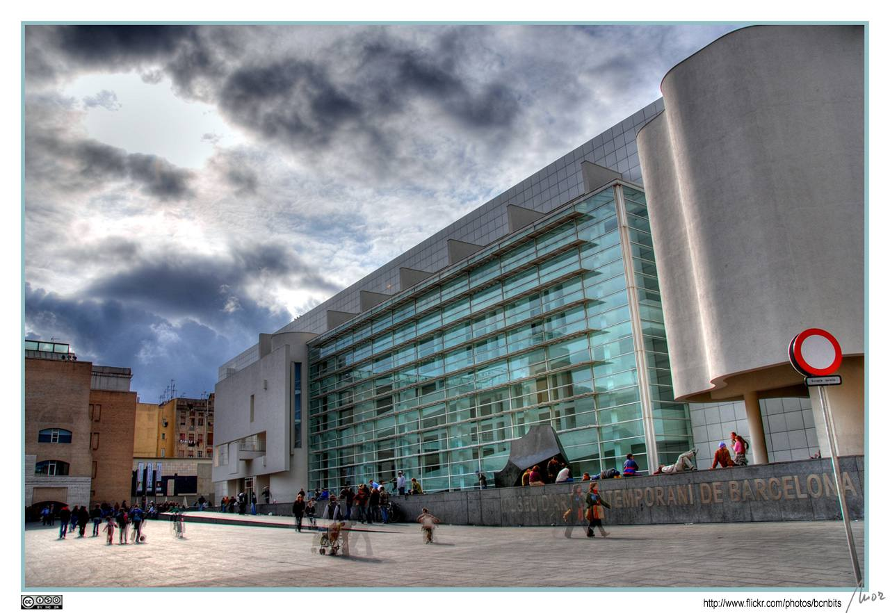 Museo MACBA Barcelona