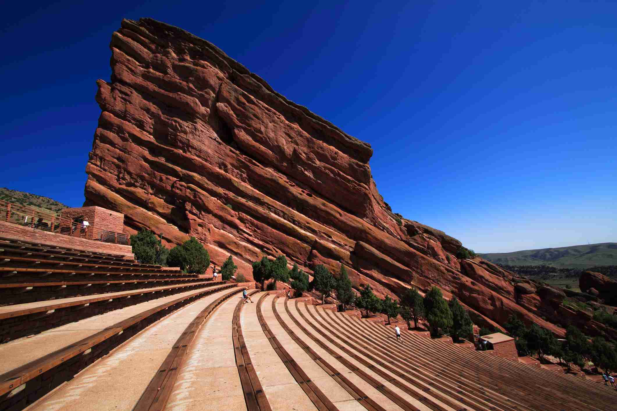 Red Rocks Theater