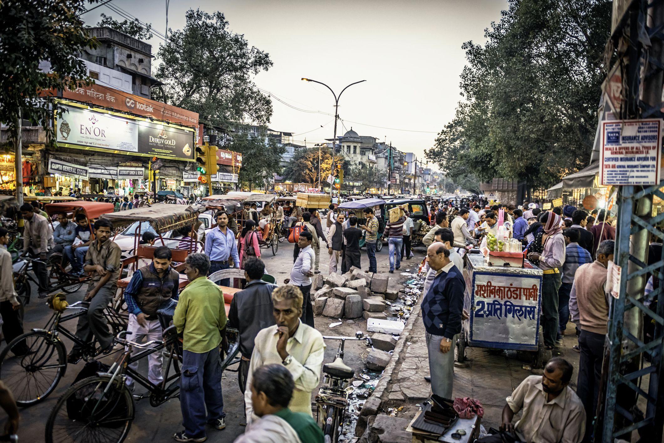 Chandni Chowk in Delhi: The Complete Guide