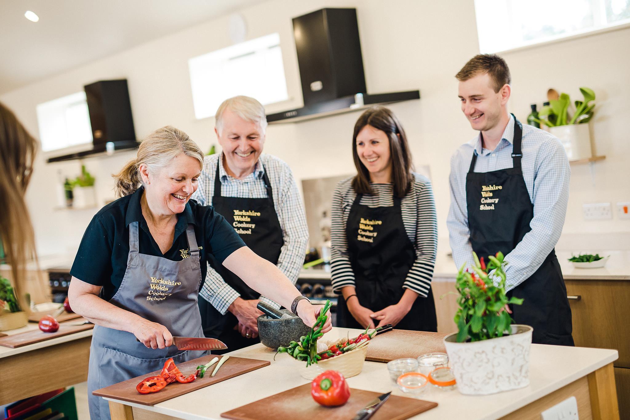 Top 4 UK Cookery Schools for Weekend Getaways