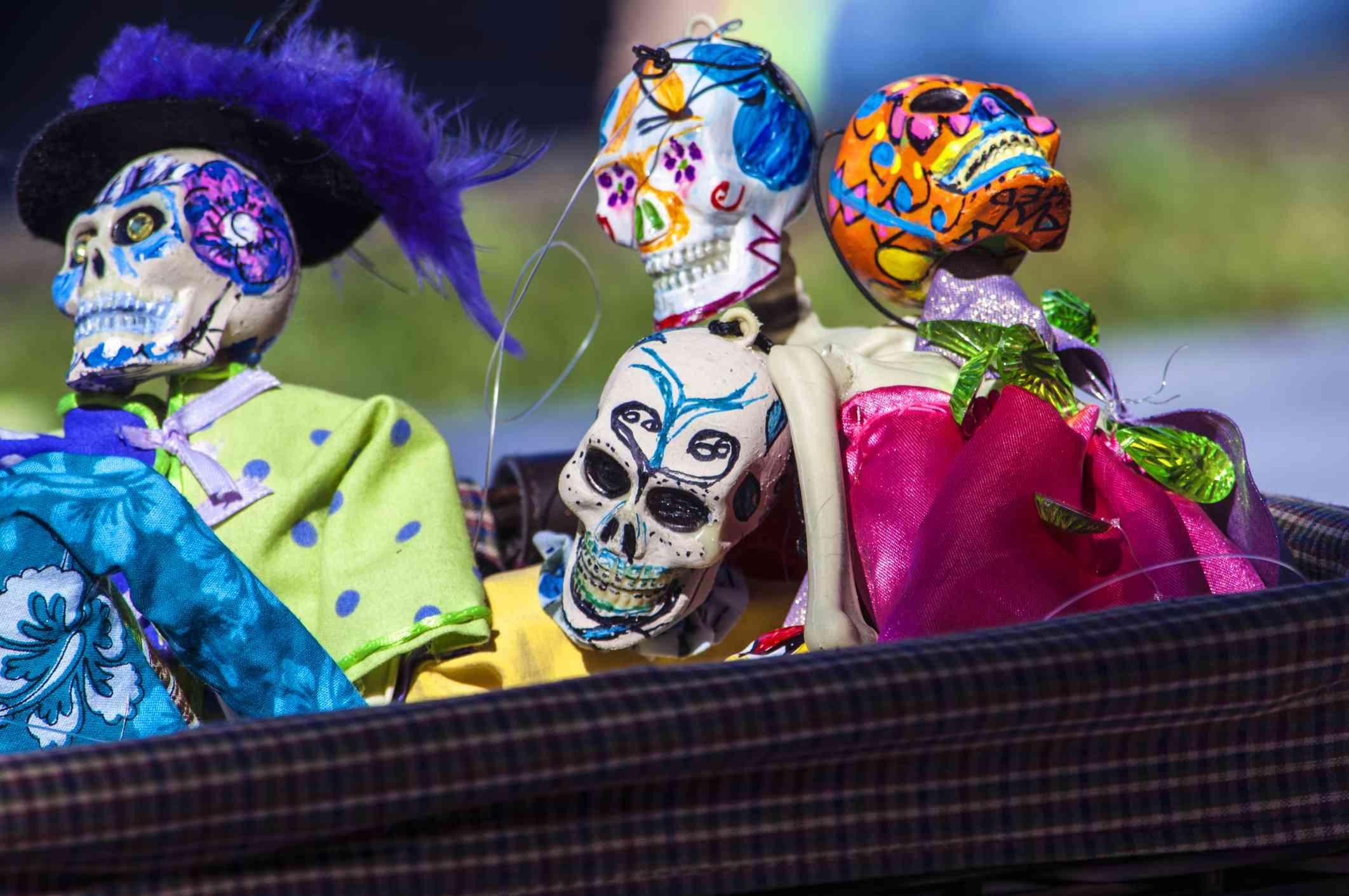 Celebrating Dia de los Muertos in the Hispanic Community