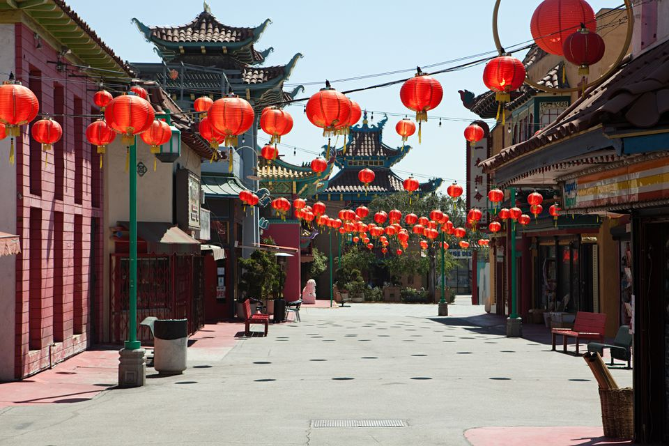 Chinatown, Downtown LA