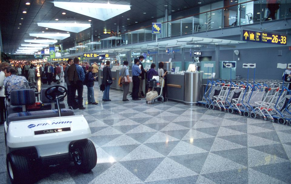 Aeropuerto Internacional de Helsinki-Vantaa