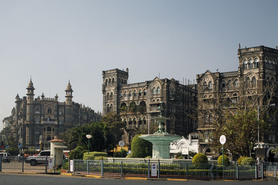 Regal Circle, Mumbai.