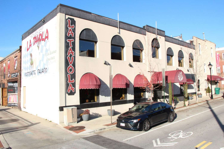 A Tavola Restaurant In Baltimore