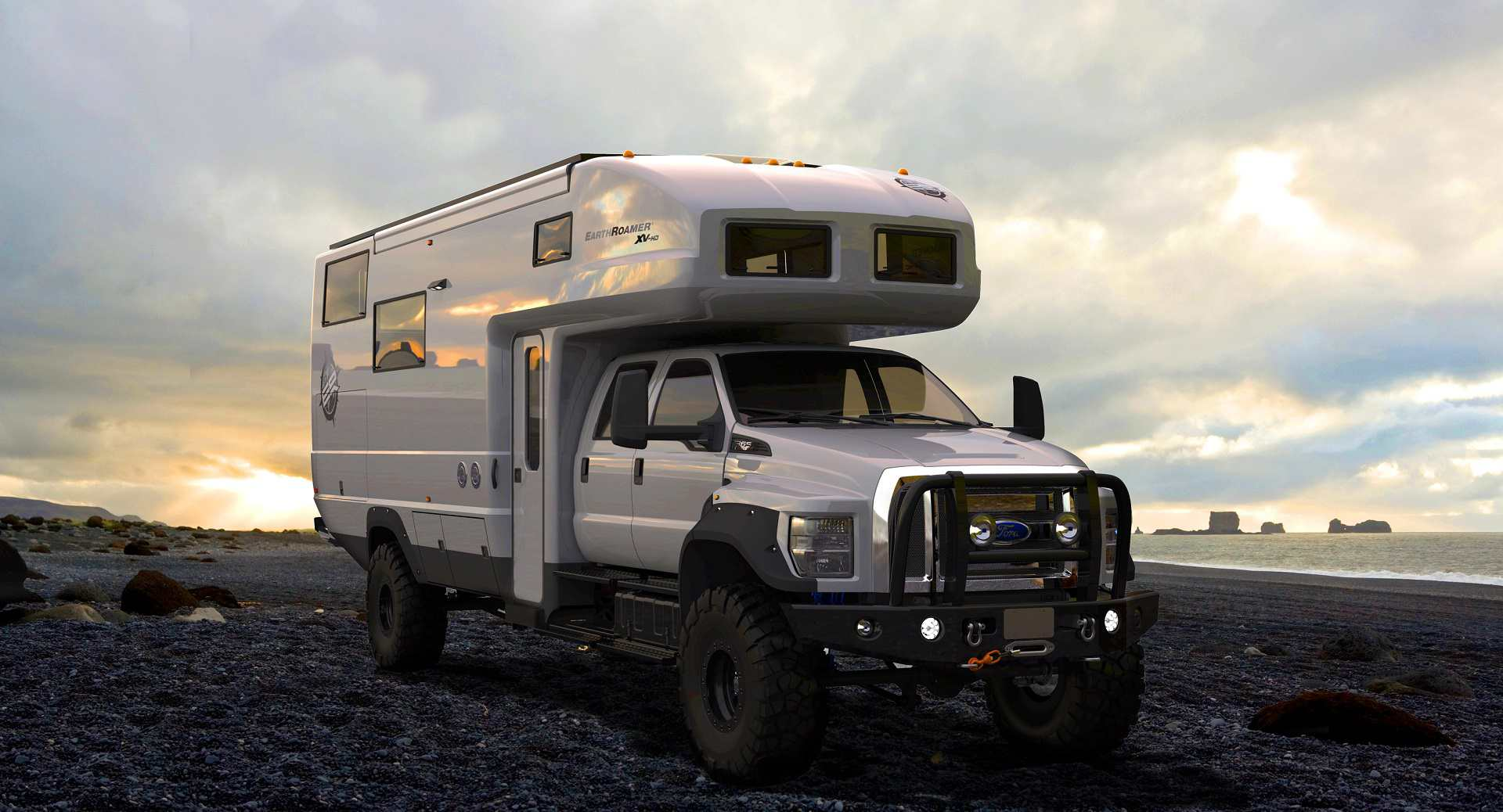 5 RVs to Survive a Zombie Apocalypse