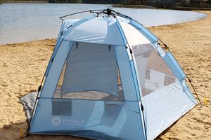 Easthills Outdoors Instant Shade Deluxe XL Beach Tent