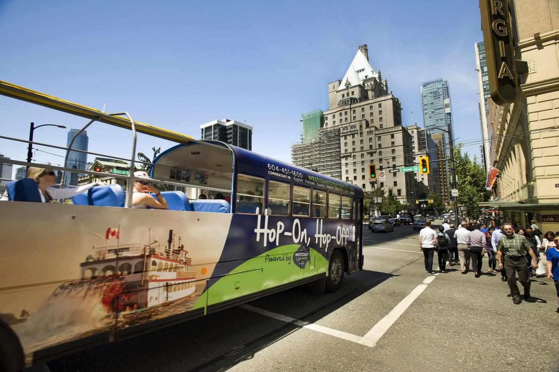 Hop-on, Hop-off Bus, Vancouver