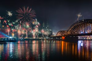 cologne new years (silvester)