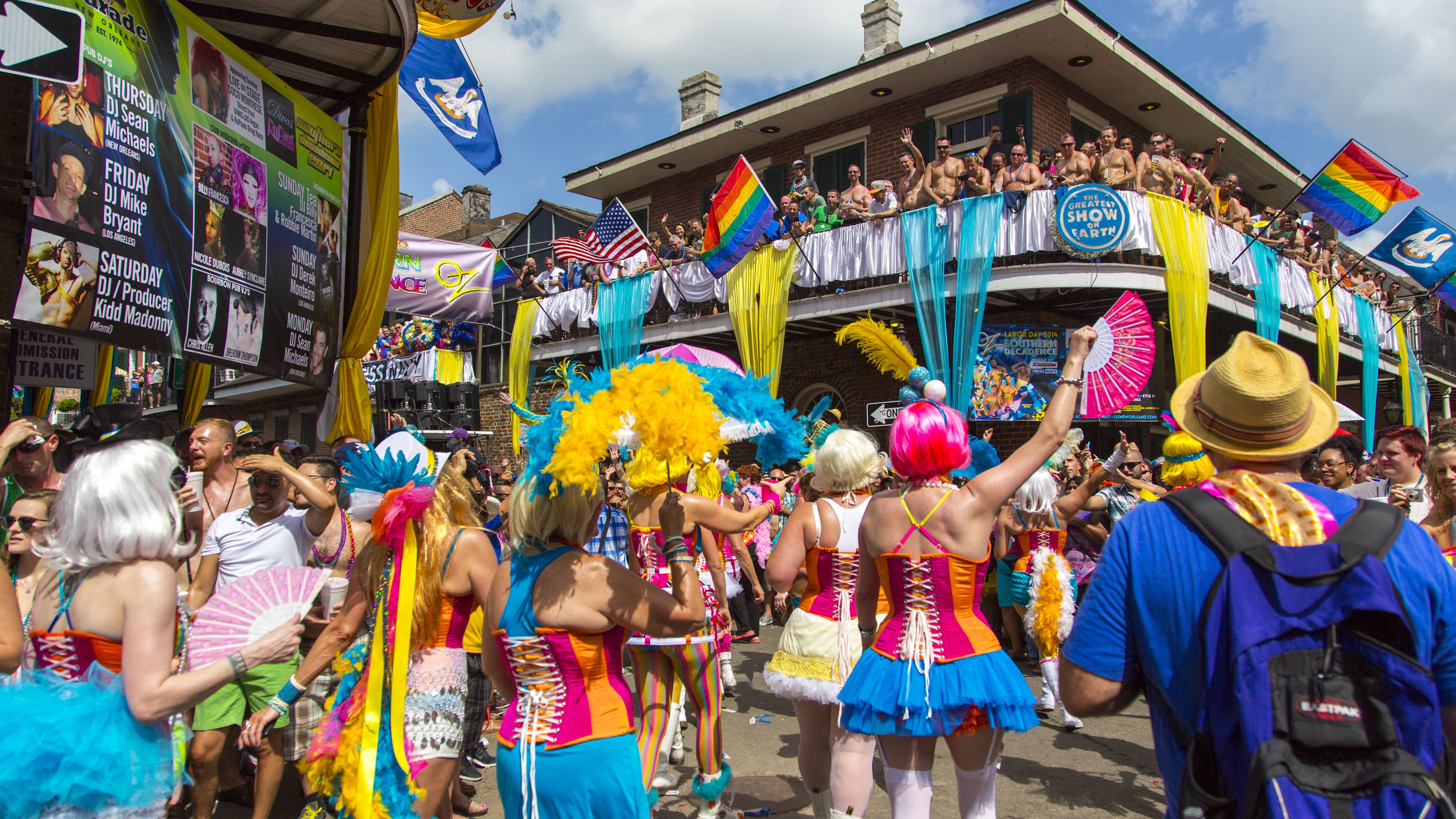 Events In New Orleans October 2020.September In New Orleans Weather And Event Guide