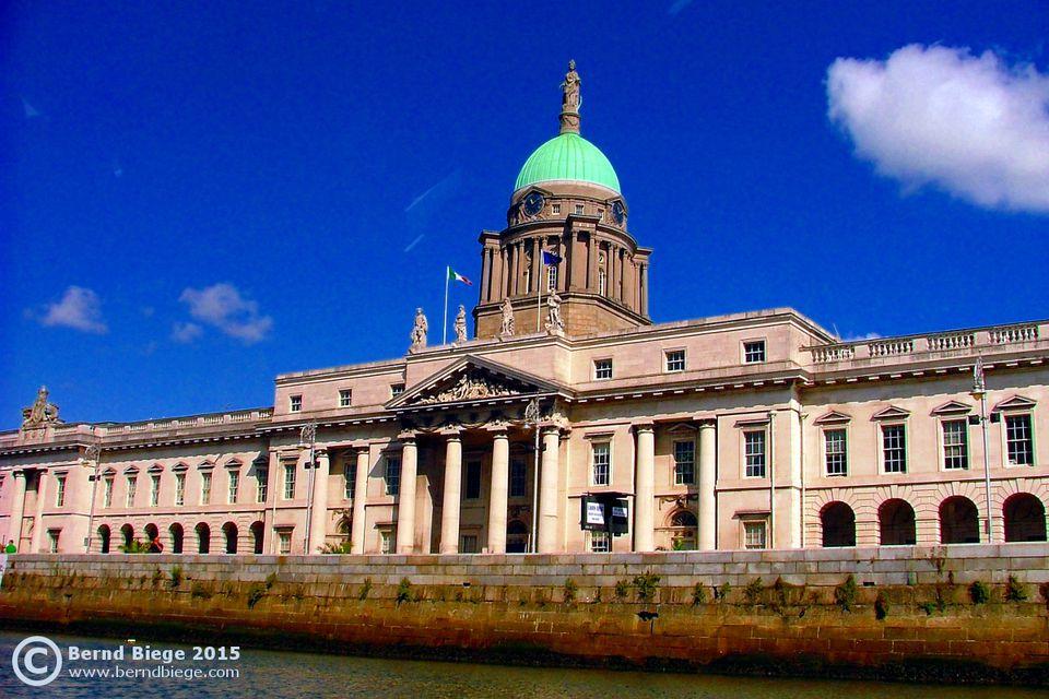 Dublin's Custom House