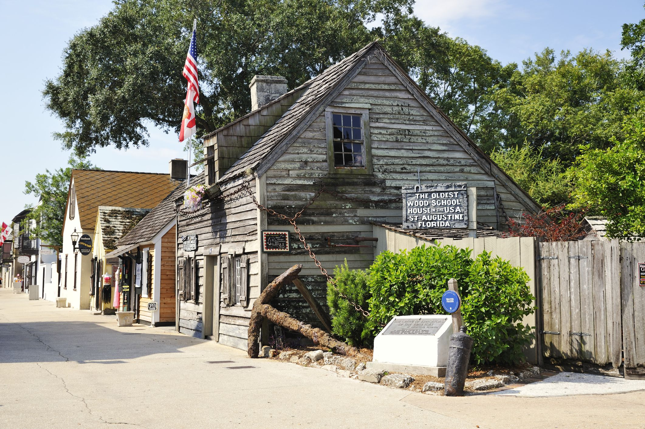 Old School House St. Augustine