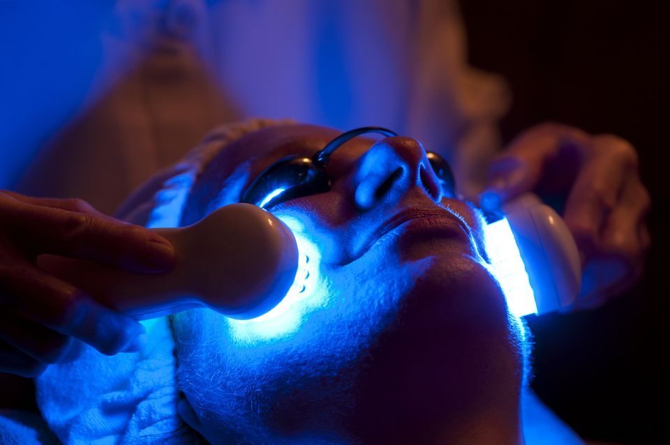 Led Light Therapy For Anti Aging And Acne