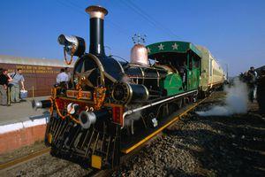 Fairy Queen Train