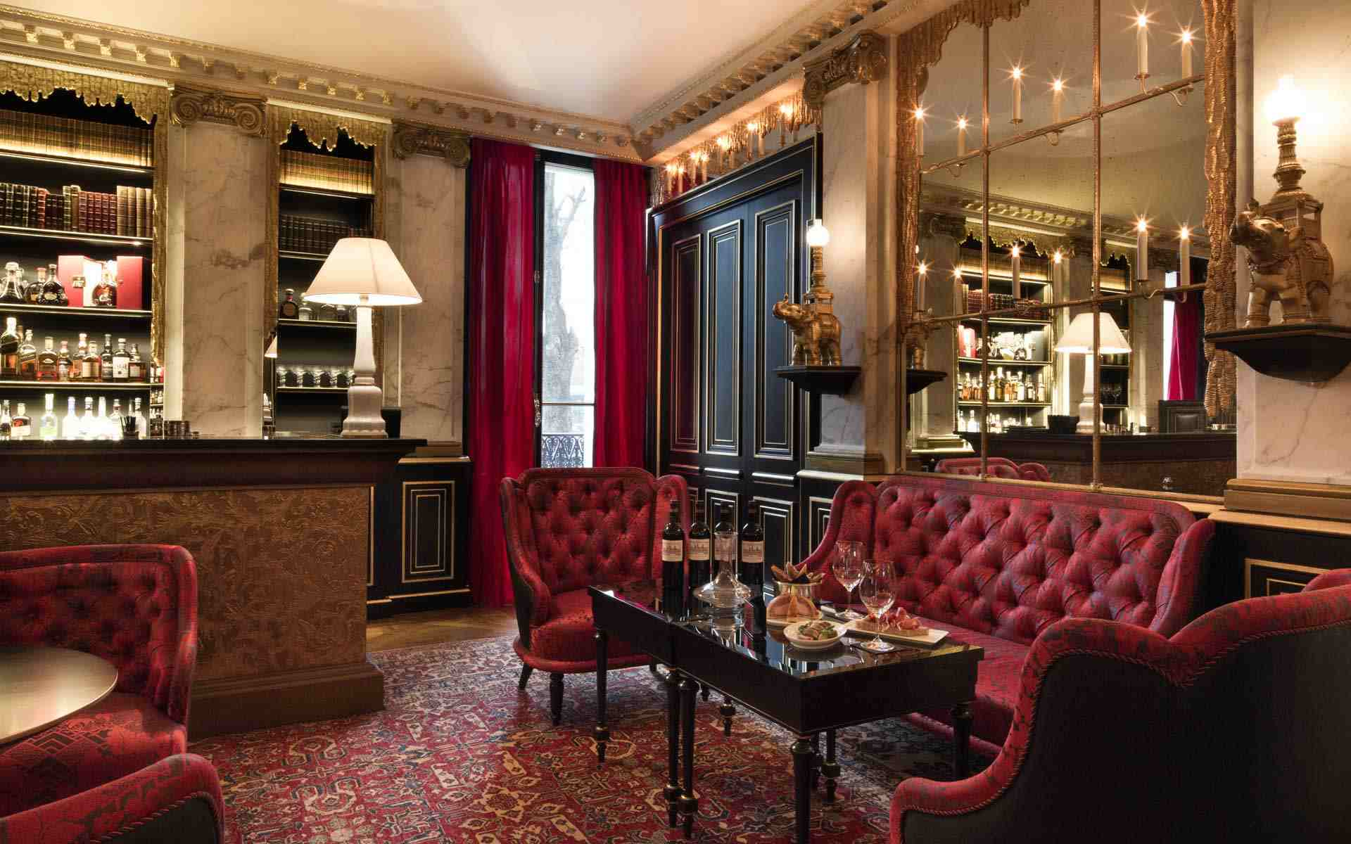 The 9 Best Hotel Bars In Paris