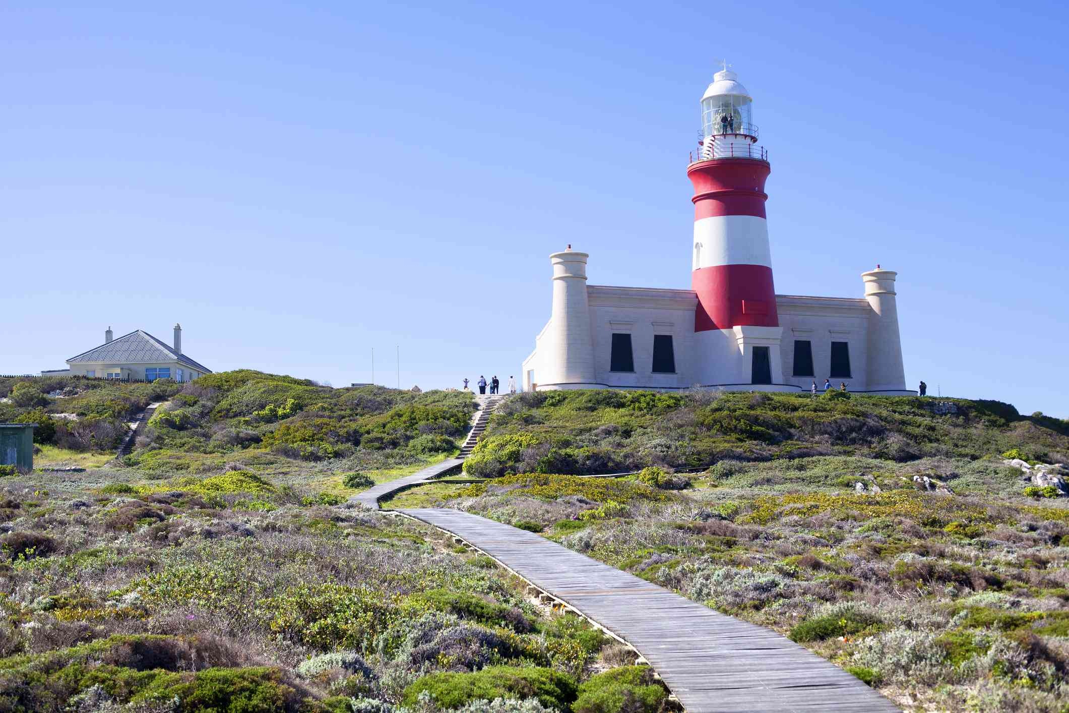 Cape Agulhas Lighthouse, Western Cape