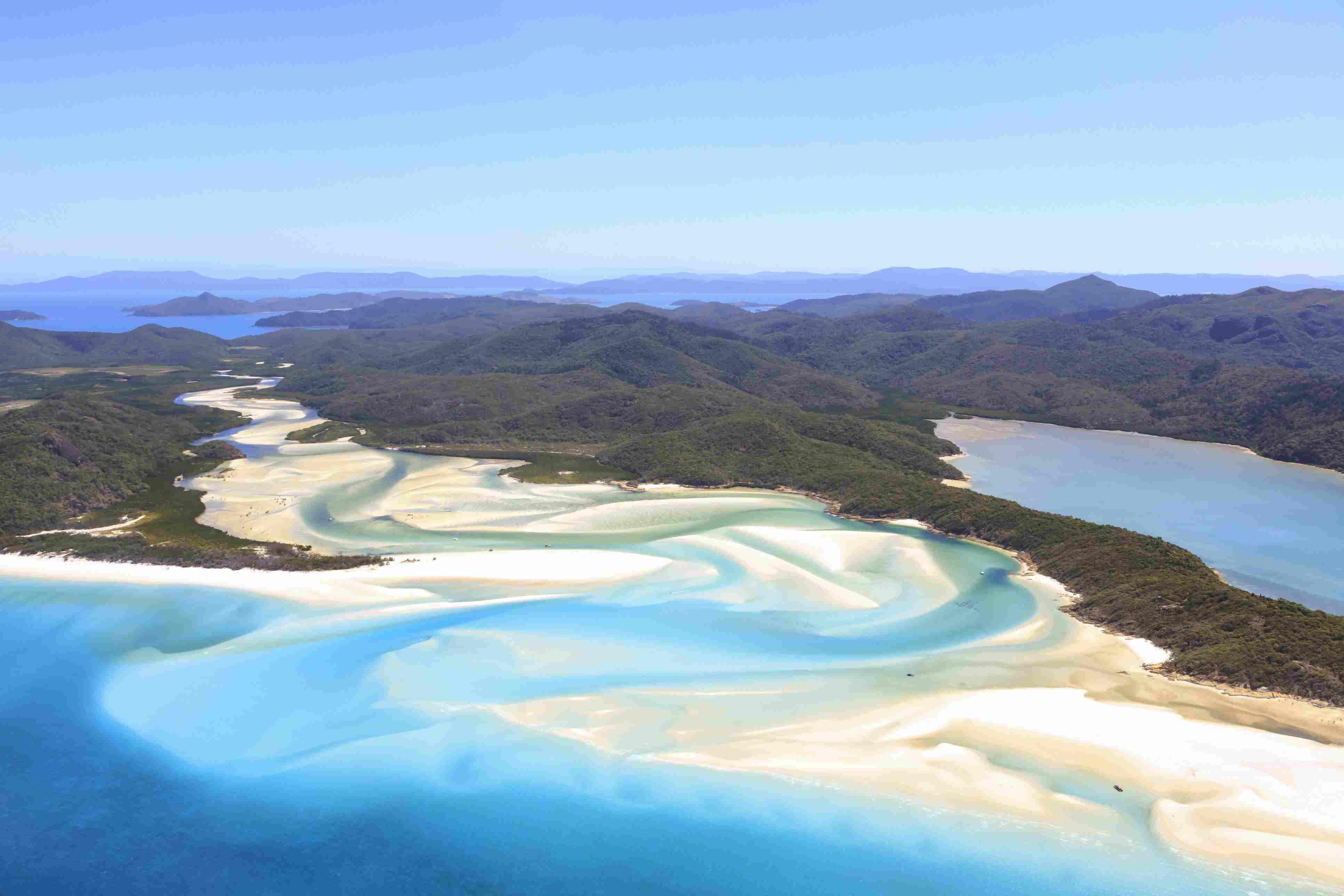 Whitsunday Inseln, Australien